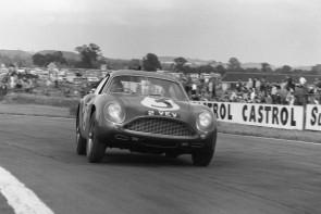 Jim Clark Aston Martin DB4GT Zagato