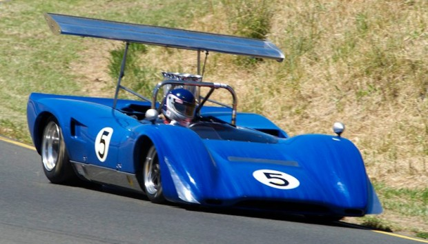 Jim Gallucci's 1969 Lola T163