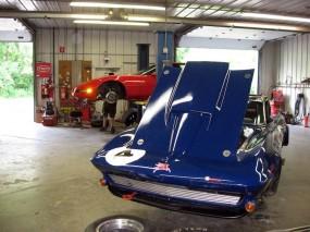 Shop at Jim Glass Corvette Specialists