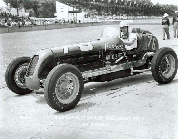 Jim Rathmann Wetteroth-Offenhauser 1950 Indy 500
