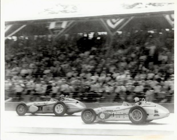 Jim Rathmann Rodger Ward 1960 Indy 500 picture