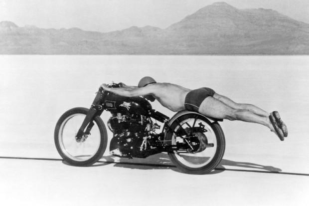 John Edgar Lightning  Bathing Suit Photo