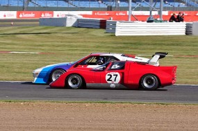 John Sheldon Chevron B16 1st in class P1. Photo: Simon Wright
