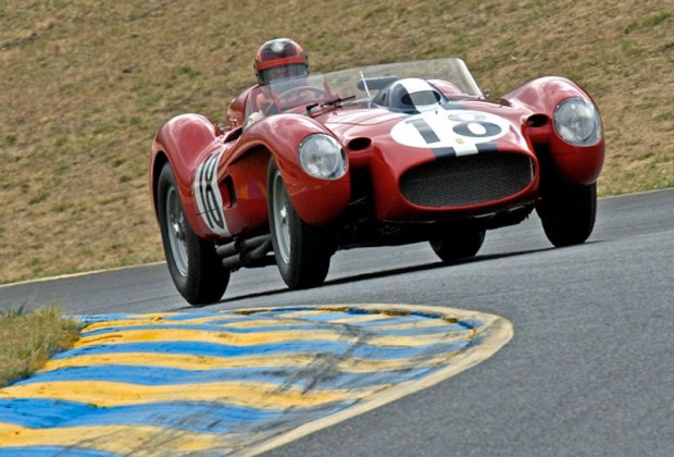 Ferrari 250 Testa Rossa Protoype