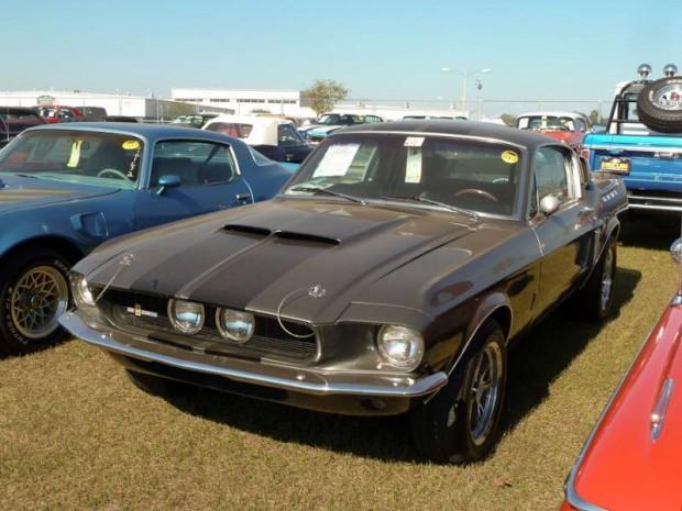 1967 Ford Mustang Eleanor Replica Fastbac