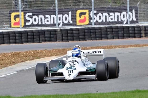 Katsuaki Kubota Williams FW07C