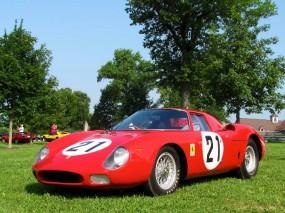 1964 N.A.R.T. Ferrari 250 LM
