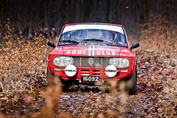 1972 Lancia Fulvia 1600 HF