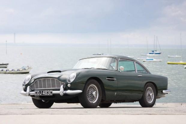 Aston Martin DB5 Vantage Coupe