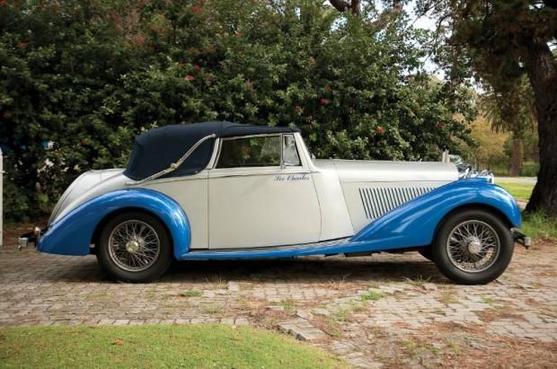 Bentley 4 1/4 Liter Drophead Coupe