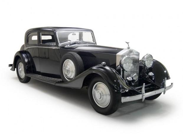 Rolls-Royce Phantom II Continental Sport Sedan