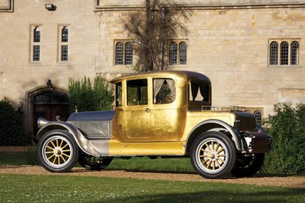 1920 Pierce-Arrow Model 48 2/3-Passenger Coupe