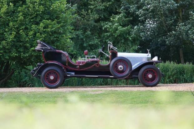 1930 Rolls-Royce Phantom II LWB Open Tourer