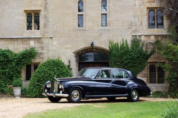 1964 Rolls-Royce Phantom V Seven-Passenger Limousine 7-Passenger Limousine