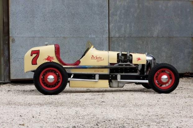 DeSoto Indy Car