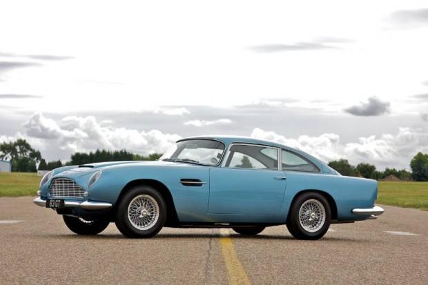 Aston Martin DB4 Series V Vantage Coupe