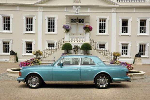 1980 Rolls-Royce Corniche 2-Dr. Sedan, Body by Hooper