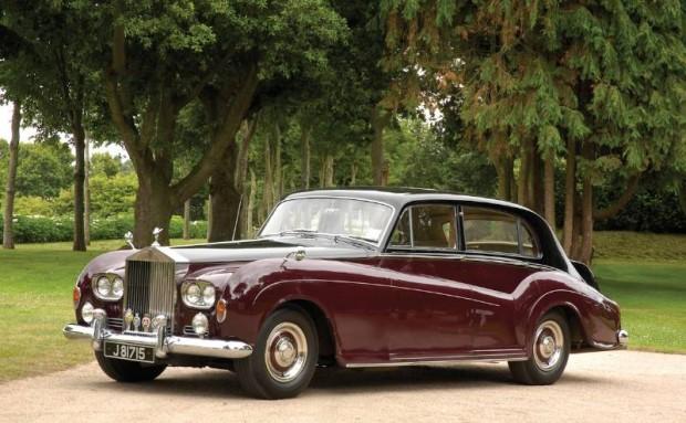 1962 Rolls-Royce Silver Cloud III SCT100 Touring Limousine