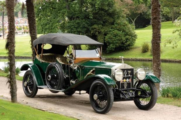 Rolls-Royce Silver Ghost 40/50hp 'London-to-Edinburgh' Tourer
