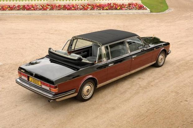 1989 Rolls-Royce Spirit Emperor State Landaulet