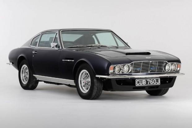 Aston Martin DBS V8 Coupe
