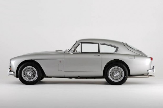 Aston Martin DB Mark III Coupe