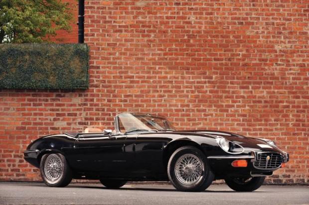 Jaguar XKE SIII V12 Commemorative Edition Roadster