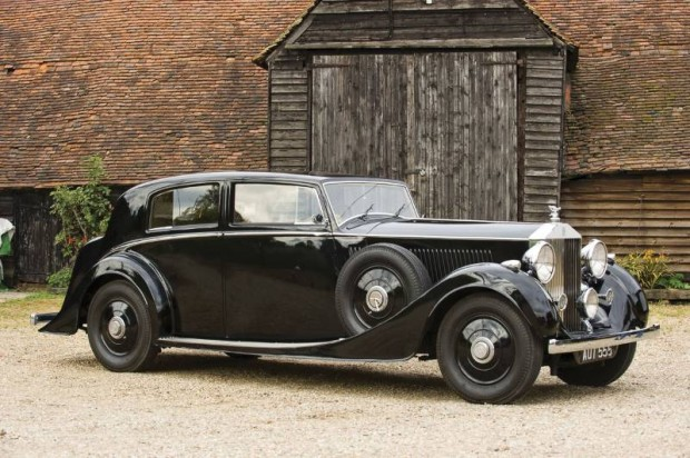 Rolls-Royce Phantom III 4-Dr. Sedan