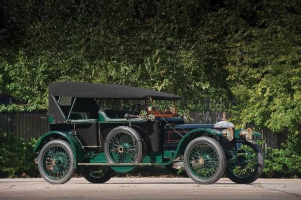 Daimler 6-23 Phaeton