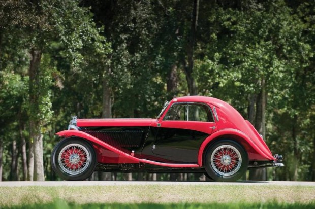 MG NB Magnette Airline Coupe