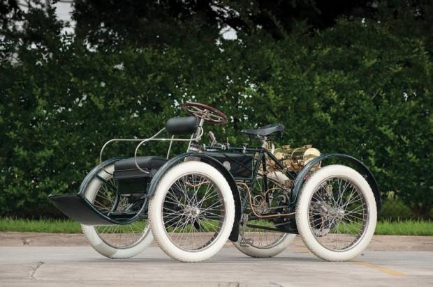 DeDion-Bouton Perfecta Quadricycle