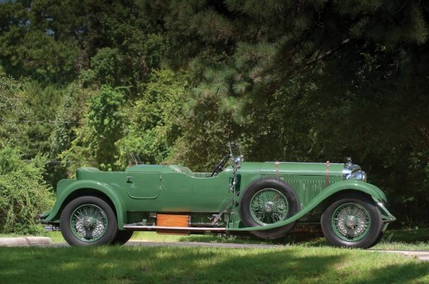 Bentley 8-Litre Tourer