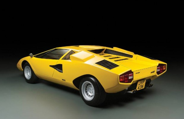 Lamborghini Countach LP400 'Periscopo'