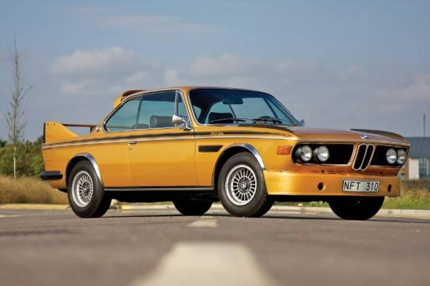 1972 BMW 3.0 CSL Coupe
