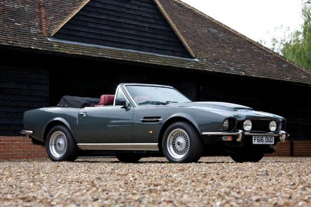 1989 Aston Martin V8 Vantage Volante 'Prince of Wales'