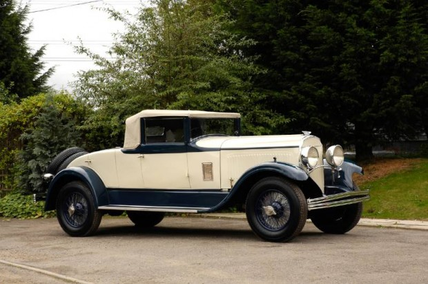 1929 Chrysler Imperial L80 Convertible Coupe