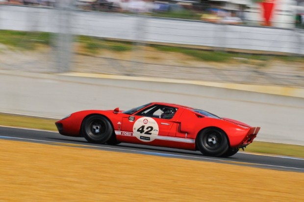 1965 Ford GT40 - Le Mans Classic