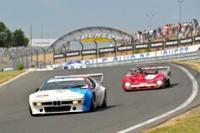 BMW M1 at Le Mans Classic