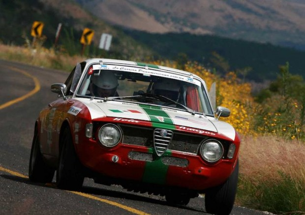 Alfa Romeo of Stanley Bauer and Doug Weitman