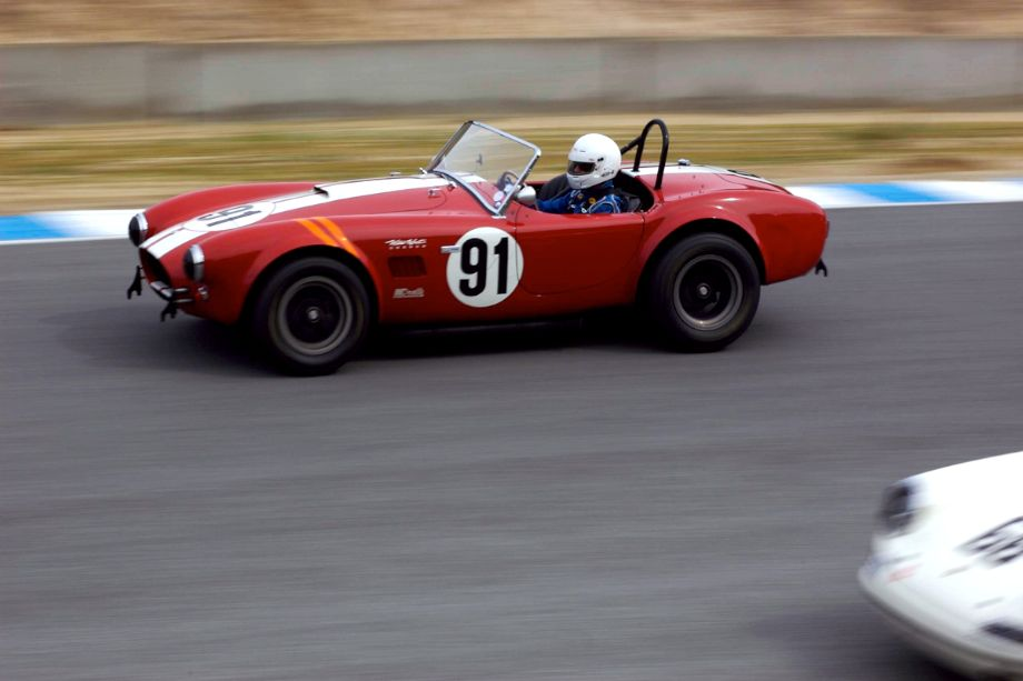 1964 Shelby Cobra 289 Tim Park