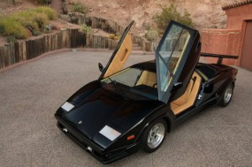 Lamborghini Countach Anniversary offered at Russo and Steele Scottsdale