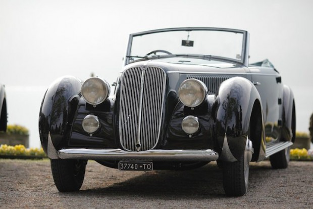 1939 Lancia Astura 4th Series Cabriolet