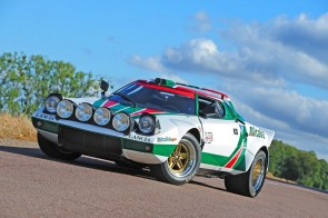 1974 Lancia Stratos Group Four Competition