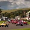 Lavant Cup start featured an amazing grid of drum-brake Ferraris (photo: Drew Gibson)