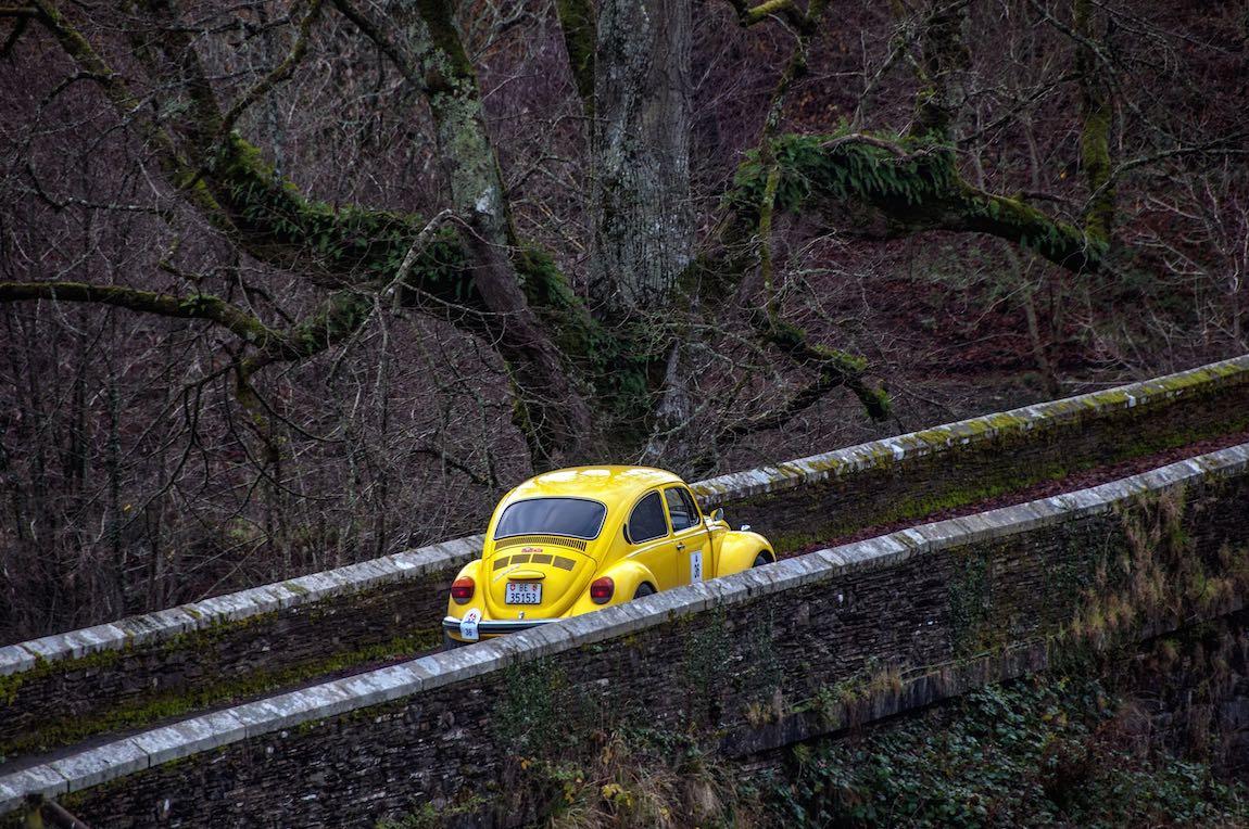 1973 Volkswagen Beetle 1303S