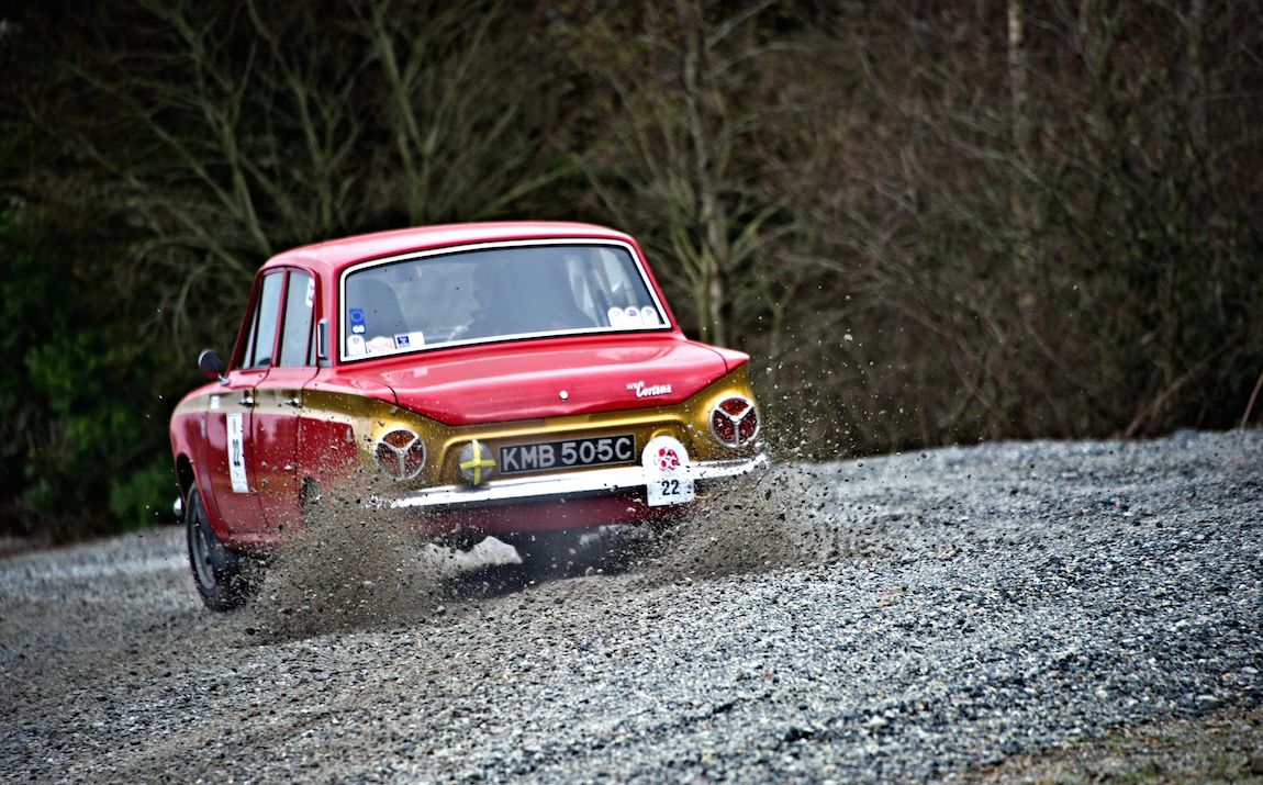 1965 Ford Cortina GT Mark I