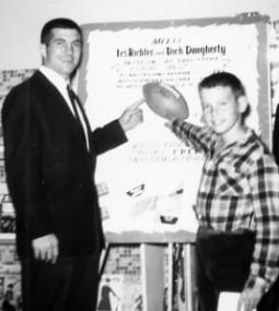 Les Richter in 1959