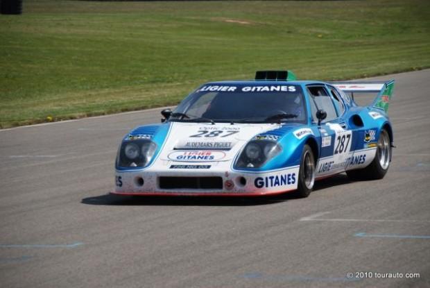 Ligiers JS2