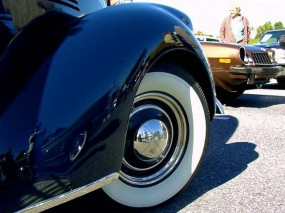 Lincoln Zephyr at Hershey Fall Classic 2010