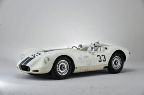 Ex-Briggs Cunningham 1958 Lister-Jaguar Knobbly